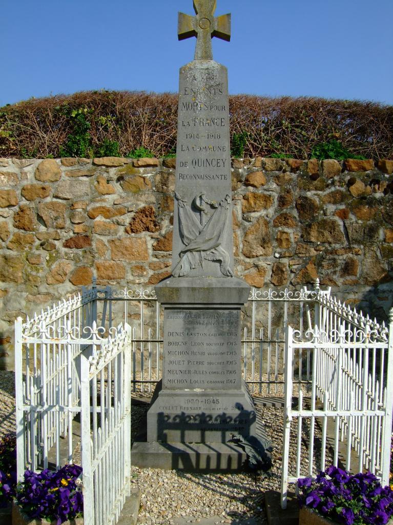 2014-03-11-Ferreux Quincey monument du souvenir de QUINCEY (9)